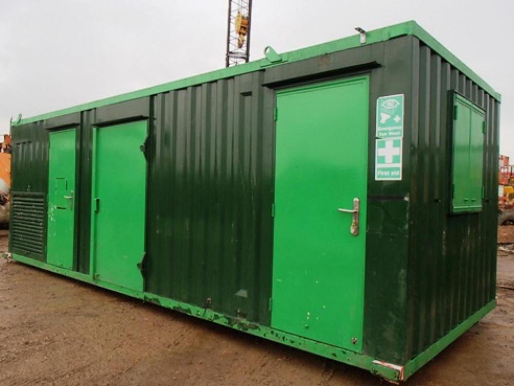 ALSIM WELFARE UNIT 24 FOOT
