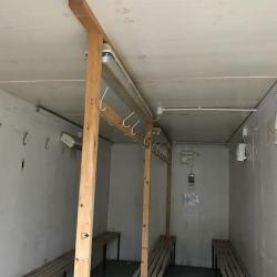 Drying Room / Storage Container 20 x 8 Foot